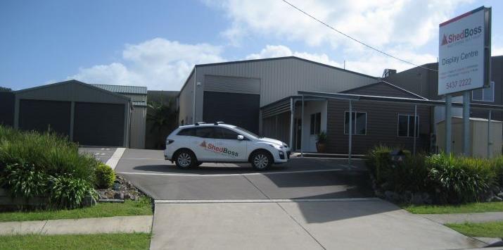 ShedBoss Sunshine Coast