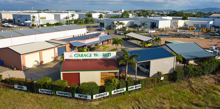 Garage World Townsville