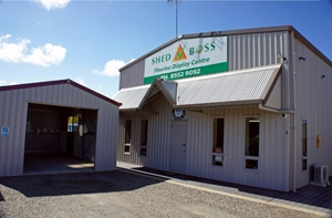 Come meet Jim at Shed Boss Fleurieu and reap the benefits.