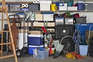 Don't let clutter get the best of you - get a custom designed shed