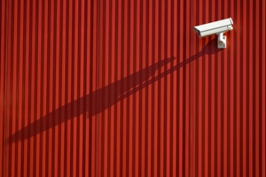 Security cameras could be a great way to protect your custom shed.