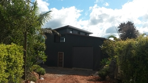 The team at Shed Boss Sunshine Coast has experience building multi-level residential sheds.